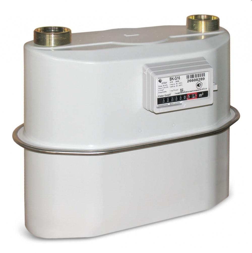 Коммунальный диафрагменный счетчик газа BK-G25
